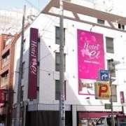 イーアイ五反田(品川区/ラブホテル)の写真『昼の外観①』by マーケンワン