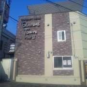 ホテル クイーンズタウンpart2(厚木市/ラブホテル)の写真『昼間の外観』by 郷ひろし(運営スタッフ)