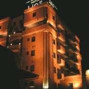 リオス川口(川口市/ラブホテル)の写真『夜の外観』by すももももんがー