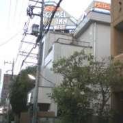キャメルイン ウエスト(立川市/ラブホテル)の写真『朝の外観』by すももももんがー