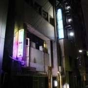 ブルーシャトー五反田店(品川区/ラブホテル)の写真『夜の外観1』by スラリン
