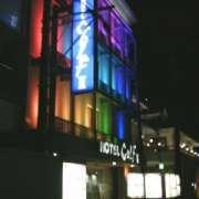 GOLF2厚木(厚木市/ラブホテル)の写真『夜の外観』by すももももんがー