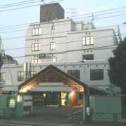 HOTEL E/X(イーエックス)(東村山市/ラブホテル)の写真『朝の外観』by すももももんがー
