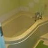 ニューポート(立川市/ラブホテル)の写真『105号室 風呂』by メタボリッキー