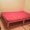 レンタルルーム ドアーズ(町田市/ラブホテル)の写真『10号室、ベッド』by エロタカ