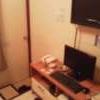 レンタルルーム ドアーズ(町田市/ラブホテル)の写真『14号室、入り口』by エロタカ