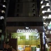 池袋グランドホテル(豊島区/ラブホテル)の写真『夜の外観』by マーケンワン