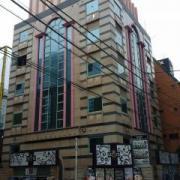 新宿ジャルディーノ(新宿区/ラブホテル)の写真『南東角~南側  外観』by ルーリー9nine