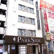 池袋パークサイドホテル(豊島区/ラブホテル)の写真『朝の外観』by マーケンワン