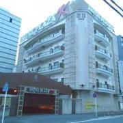 ホテル プラザK(横浜市港北区/ラブホテル)の写真『朝の外観』by すももももんがー