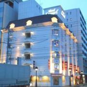 HOTEL Lowerl(ロワール)(横浜市港北区/ラブホテル)の写真『朝の外観』by すももももんがー