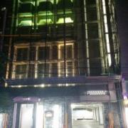 CANTI(キャンティ)(横浜市南区/ラブホテル)の写真『夜の外観(正面)』by ましりと