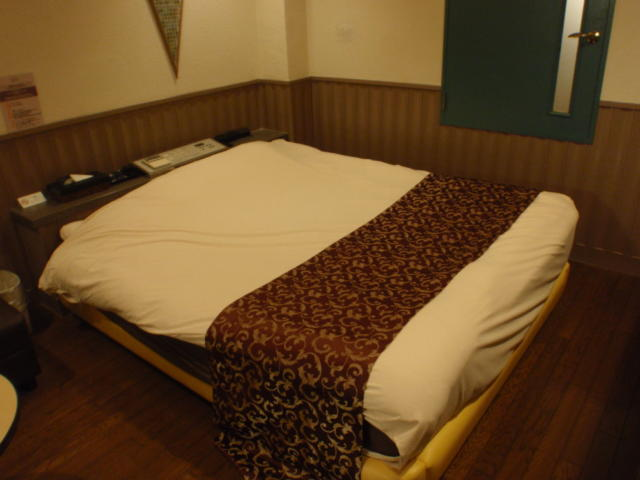 Will CIty(ウィルシティ)池袋(豊島区/ラブホテル)の写真『311号室 ベッド』by ゆかるん