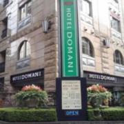 ドマーニ(豊島区/ラブホテル)の写真『屋号看板  南西の角』by ルーリー9nine