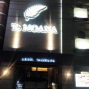 ホテルモアナ(新宿区/ラブホテル)の写真『外観(夜)④』by 少佐