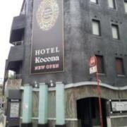 HOTEL Kocona(豊島区/ラブホテル)の写真『外観(昼)①』by 少佐