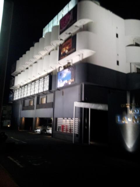 ラモード厚木(厚木市/ラブホテル)の写真『外観(夜)⑥』by 少佐