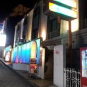 Hotel White City 23(渋谷区/ラブホテル)の写真『外観(夜)①』by 少佐