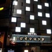 ホテルダイヤモンド(渋谷区/ラブホテル)の写真『外観(夜)③』by 少佐