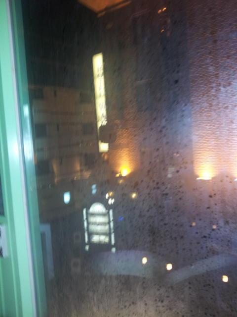 新宿ジャルディーノ(新宿区/ラブホテル)の写真『205号室からの窓の外の景色②』by 少佐