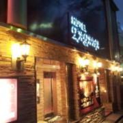 HOTEL 田川(台東区/ラブホテル)の写真『外観(夜)②』by 少佐