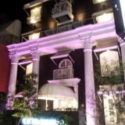 カサブランカ(豊島区/ラブホテル)の写真『外観(夜)②』by 少佐