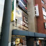 ホテル ミント(品川区/ラブホテル)の写真『昼の入居ビル外観2』by ましりと