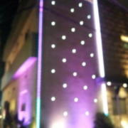 THE ATTA(豊島区/ラブホテル)の写真『外観(夜)④』by 少佐