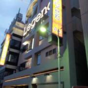Legend P-DOOR A館(台東区/ラブホテル)の写真『外観(夕方)②』by 少佐