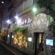 バリアンリゾート横浜店(横浜市中区/ラブホテル)の写真『入口付近の様子(夜)①』by 少佐