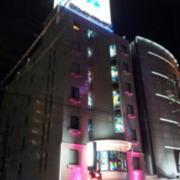 THE STAR (ザ・スター)(全国/ラブホテル)の写真『夜の外観②』by 少佐