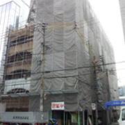 ティファニー(全国/ラブホテル)の写真『改装中の外観②』by 少佐