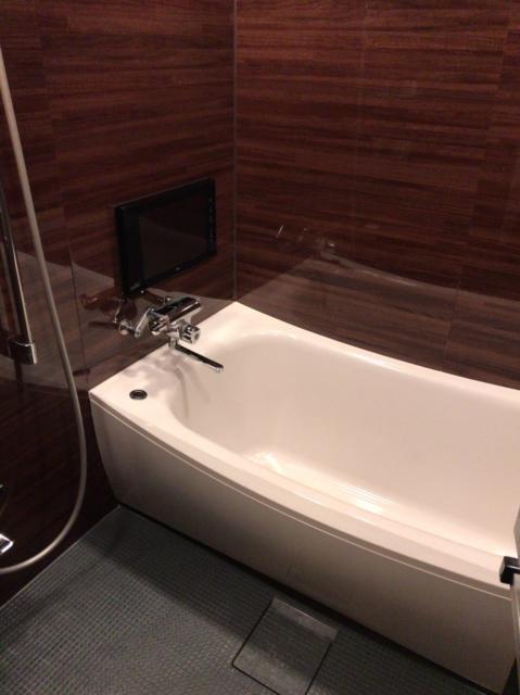 HOTEL DUO(デュオ)(墨田区/ラブホテル)の写真『401号室バスルーム』by 会長 コジマ耕作