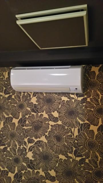 リオス五反田(品川区/ラブホテル)の写真『501号室エアコン』by ミド丸