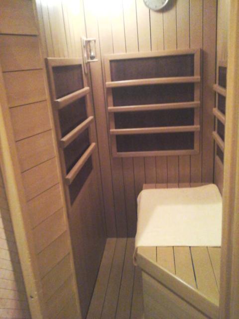 目黒エンペラー(目黒区/ラブホテル)の写真『702号室サウナ室内』by ルーリー9nine