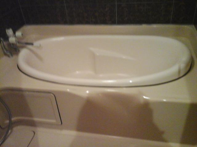 目黒エンペラー(目黒区/ラブホテル)の写真『702号室浴槽側面』by ルーリー9nine