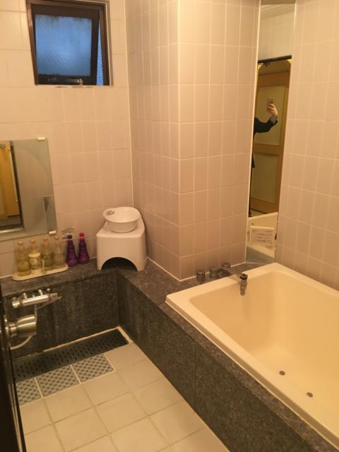 ラピア(新宿区/ラブホテル)の写真『402号室、お風呂』by kakao