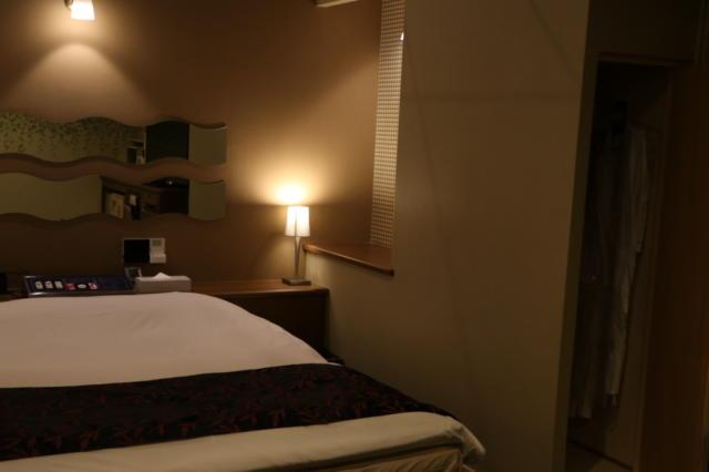 WILL SWEET(厚木市/ラブホテル)の写真『401号室ベット』by 夕立朝立