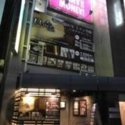 ホテル ミント(品川区/ラブホテル)の写真『レンタルルームがある建物の夜の外観①』by 少佐