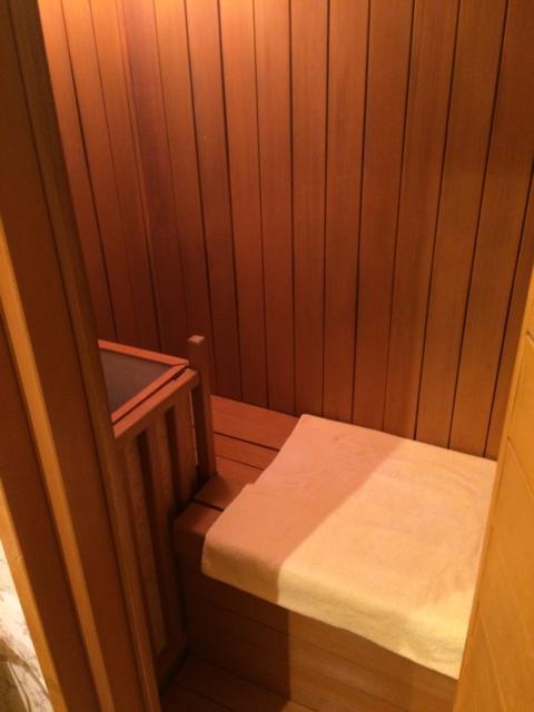 目黒エンペラー(目黒区/ラブホテル)の写真『405号室 サウナ』by 全てを水に流す男
