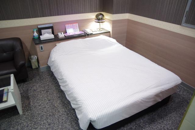 PRINCESS2世(台東区/ラブホテル)の写真『701号室 ベッド』by マーケンワン
