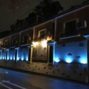 lalala(ラララ)丸子店(静岡市駿河区/ラブホテル)の写真『夜の外観』by まさおJリーグカレーよ