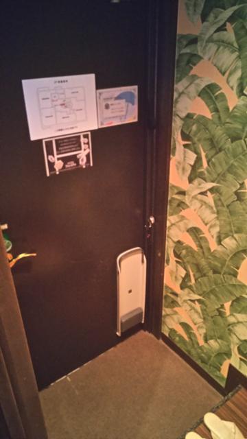 THE ATTA(豊島区/ラブホテル)の写真『202号室・玄関』by 郷ひろし(運営スタッフ)