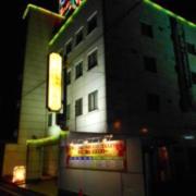 花いっぱい(立川市/ラブホテル)の写真『夜の外観』by すももももんがー