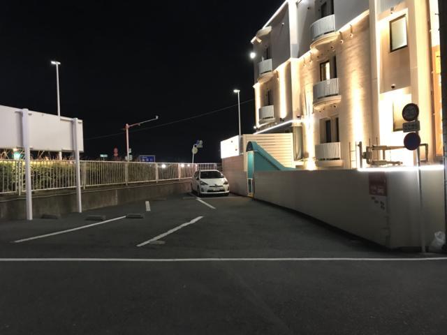 シエル湘南平塚店(平塚市/ラブホテル)の写真『第3駐車場』by まさおJリーグカレーよ