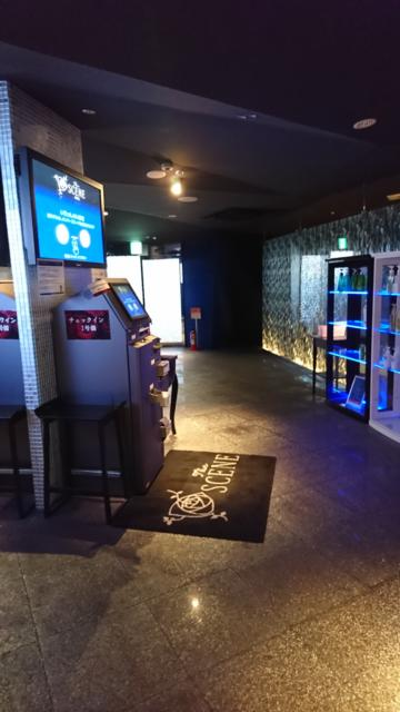 HOTEL THE SCENE(ザ・シーン)(横浜市港北区/ラブホテル)の写真『フロント前から入り口の方を見た景色』by なめろう