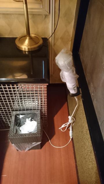 HOTEL 田川(台東区/ラブホテル)の写真『302号室  備え付け電マ』by ところてんえもん