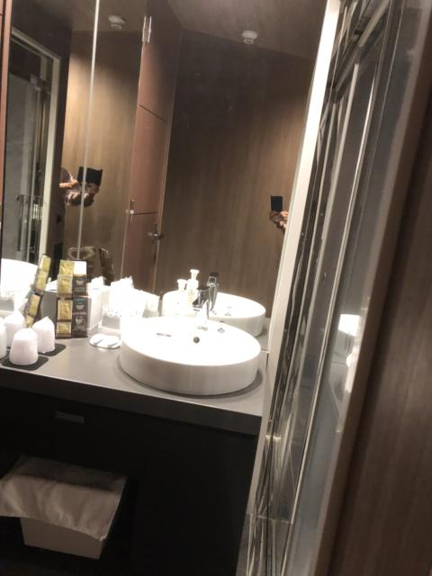 FABULOUS(ファビュラス)(立川市/ラブホテル)の写真『602号室洗面所』by こういち
