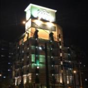 GOODY GOODY(グディグディ)(大阪市/ラブホテル)の写真『夜の外観』by まさおJリーグカレーよ