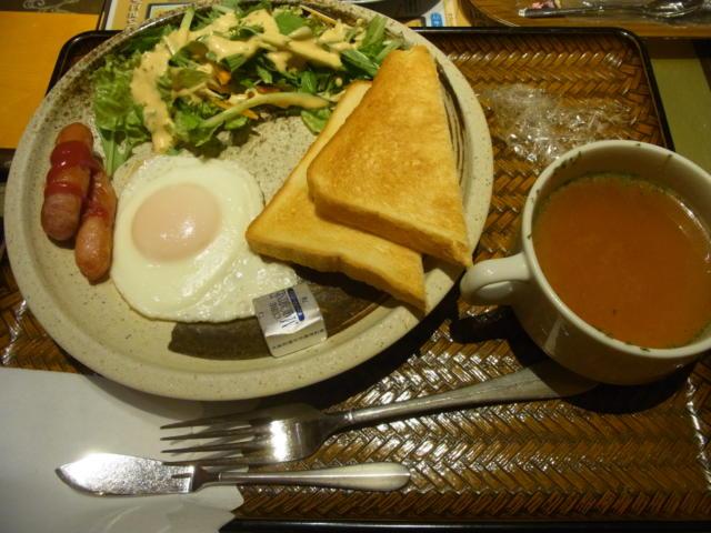 HOTEL GRASSINO URBAN RESORT(立川市/ラブホテル)の写真『無料朝食(洋食)』by ホテルレポったー
